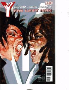 3 DC Comics Y The Last Man # 51 Exterminators # 1 Life During Wartime # 12 AK47