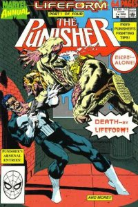 Punisher (1987 series) Annual #3, VF- (Stock photo)