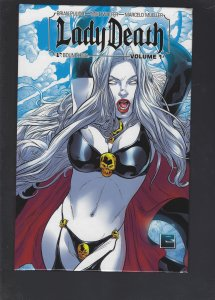 Lady Death Volume 1 Hardcover