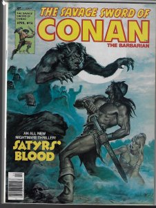 Savage Sword of Conan #51 (Marvel, 1980)