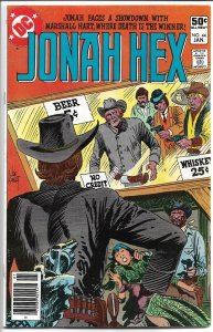 Jonah Hex #44 - Bronze Age - (VG) Sept. 1981