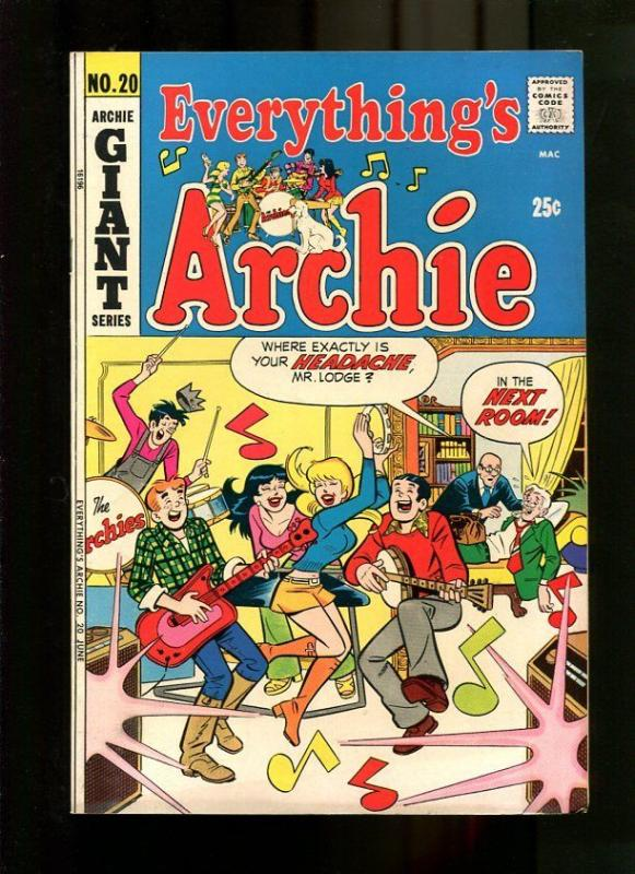 Archie and Friends #12 FN 1994 Stock Image