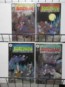 BOOGEYMAN 1-4  SERGIO ARAGONES complete series