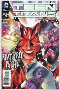 Teen Titans   vol. 4   # 24 VF/NM (New 52) Demon