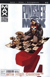 PUNISHERMAX (PUNISHER MAX) (2009 Series) #16 Very Fine Comics Book