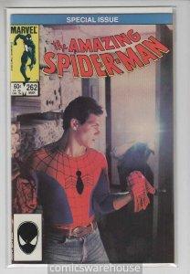AMAZING SPIDER-MAN (1963 MARVEL) #262 NM A66432