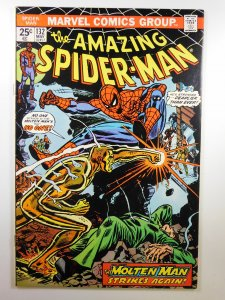The Amazing Spider-Man #132 (1974) FN+