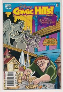 Marvel Disney Comic Hits Hunchback Notre Dame Cover #11 (1996) ~ VF+ (PF229)