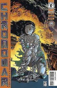 Chronowar #5 VF; Dark Horse | save on shipping - details inside