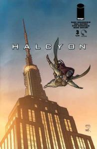 Halcyon #3 VF/NM; Image | save on shipping - details inside