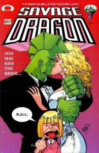Savage Dragon, The #104 VF; Image | save on shipping - details inside