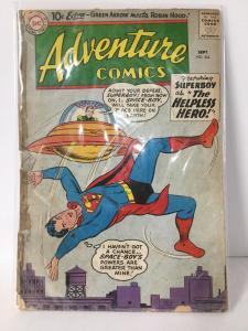 Adventure Comics 264 1.8 Gd- Good- Cover Detached Dc Comics SA