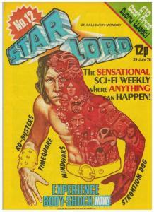 STAR LORD (BRITISH WEEKLY) 12 F-VF ( 7/29/78)