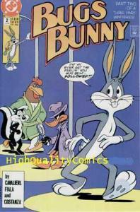 BUGS BUNNY #2, NM+, Daffy Duck, Warner Bros,1990, Elmer Fudd