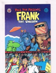 Phil Yeh Presents Frank The Unicorn #3 VF Fragments West Comic Book Rare DE3