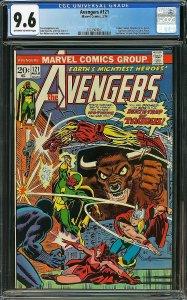 Avengers #121 (Marvel, 1974) CGC 9.6