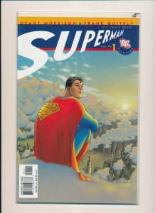 DC All Star SUPERMAN JAN. #1   VF/NM (PF787)