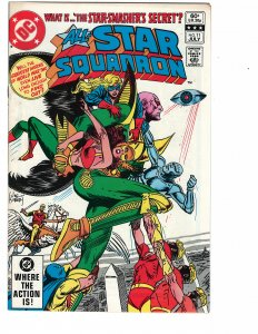 All-Star Squadron #11 (DC, 1982) VF+