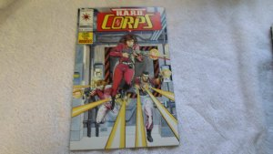 1993 VALIANT COMICS THE H. A. R. D. CORPS # 8
