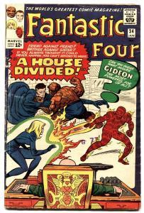 FANTASTIC FOUR #34 1965-MARVEL-SILVER-AGE-JACK KIRBY vg