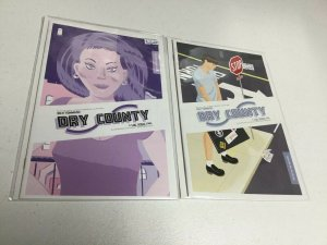 Dry County 3 4 Nm Near Mint Image Comics