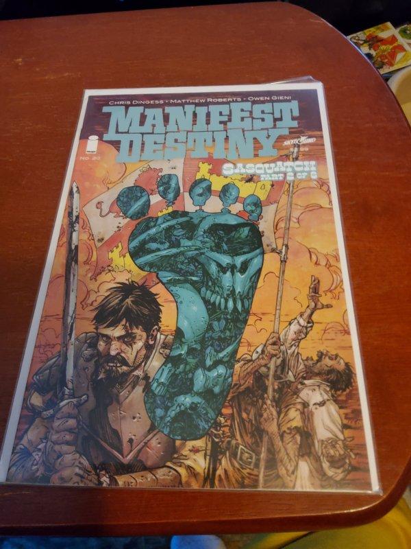 Manifest Destiny #20 (2016)