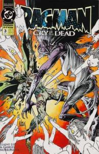 Ragman: Cry of the Dead #3, NM- (Stock photo)