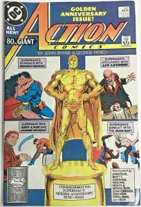 ACTION COMICS#600 VF 1988 DC COMICS