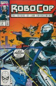 Marvel ROBOCOP (1990 Series) #8 VF/NM