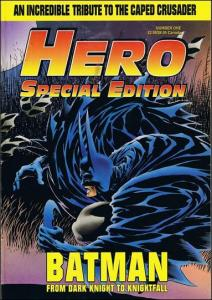Warrior Publications HERO SPECIAL EDITION #1 VF/NM