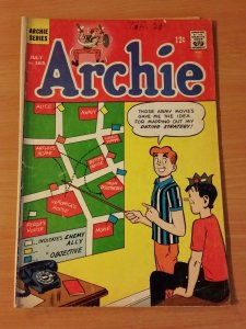 Archie #165 ~ VERY GOOD VG ~ 1966 Archie Comics