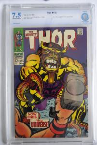 The Mighty Thor 155,  7.5