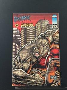 Violator vs. Badrock #1 (1995)