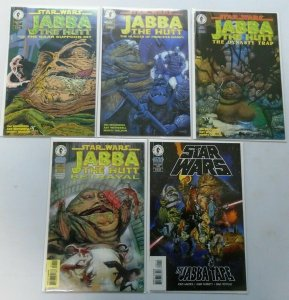 Star Wars Tales of the Jedi Freedon Nadd Uprising Set:#1+2, 8.5/VF+ (1994)