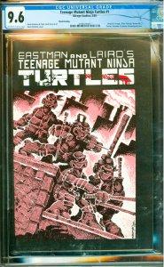 Teenage Mutant Ninja Turtles #1 CGC Graded 9.6 Origin & 1st app. of the Teena...