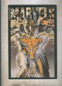 Prestigio volumen 1 numero 70: Marvels, libro tres: dia del juicio