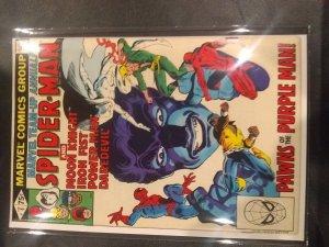Marvel Team-Up Annual #4 (1981)