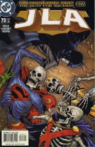 JLA #73 VF/NM; DC   save on shipping - details inside