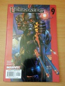 The Ultimates #9 ~ NEAR MINT NM ~ 2003 Marvel Comics
