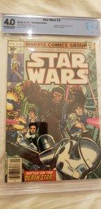 Star Wars #3 (1977) CBCS 4.O
