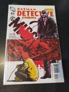 Detective Comics #875 (2011)