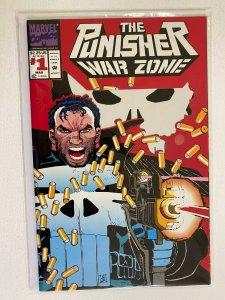 Punisher War Zone #1 Marvel minimum 9.0 NM (1992)