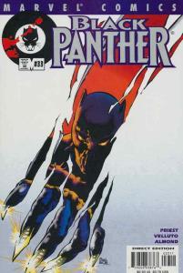 Black Panther (Vol. 2) #33 FN; Marvel | save on shipping - details inside