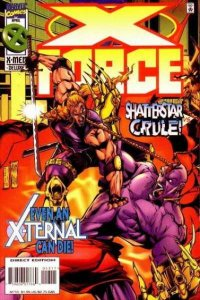 X-Force (1991 series) #53, NM (Stock photo)