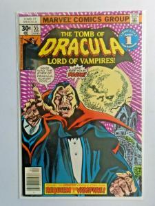 Tomb of Dracula #55 1st Series 4.5 (1977)