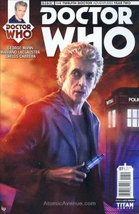 Doctor Who: The Twelfth Doctor Year 2 #7A VF/NM; Titan | save on shipping - deta