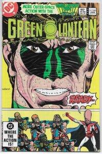 Green Lantern   vol. 2   #160 VF Corps, Barr/Pollard, Omega Men