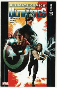 Ultimates #1 (Marvel, 2011) VG/FN