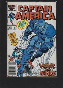 Captain America #318 (1986)