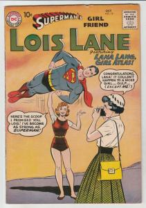 Superman's Girlfriend Lois Lane #12 (Oct-59) FN/VF+ High-Grade Superman, Lois...